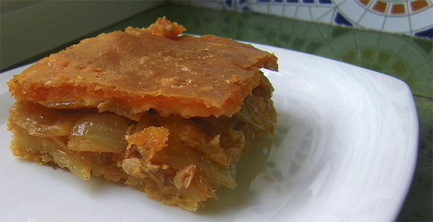 Empanada de La Gallega