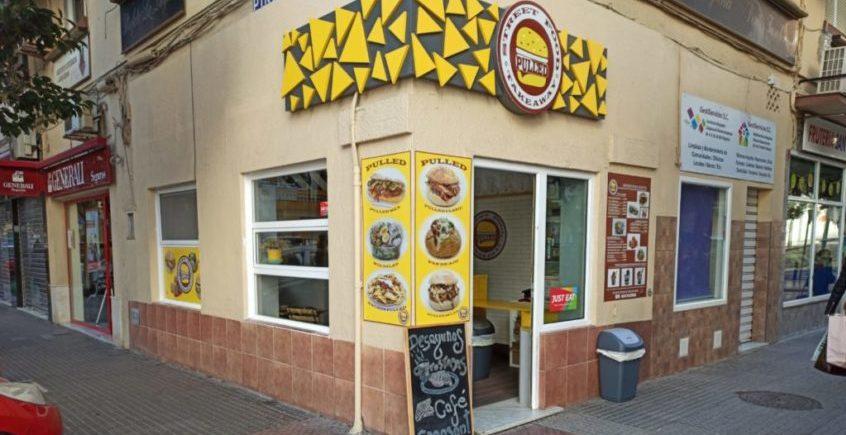 Pulled Street Food Takeaway