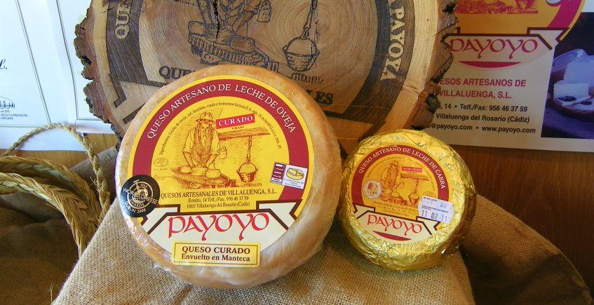 Dos quesos gaditanos, entre los cinco mejores españoles según la International Cheese Awards