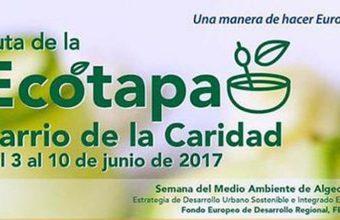 3 al 10 de junio. Algeciras. Ruta de la Ecotapa del barrio de La Caridad