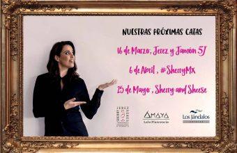 16 de marzo, 6 de abril y 25 de mayo. El Puerto. Catas de vinos de Jerez y gastronomía mexicana