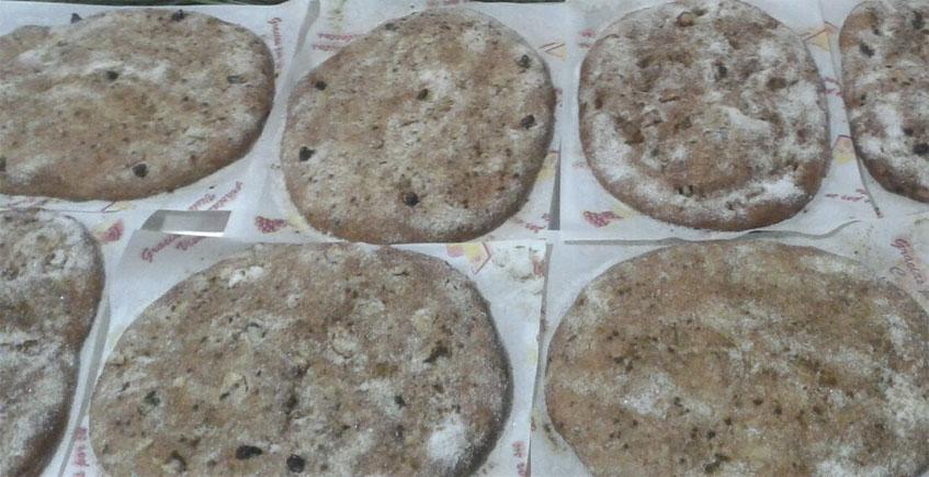 Las tortas de pellizco de Mezcla y Sabores de Alcalá