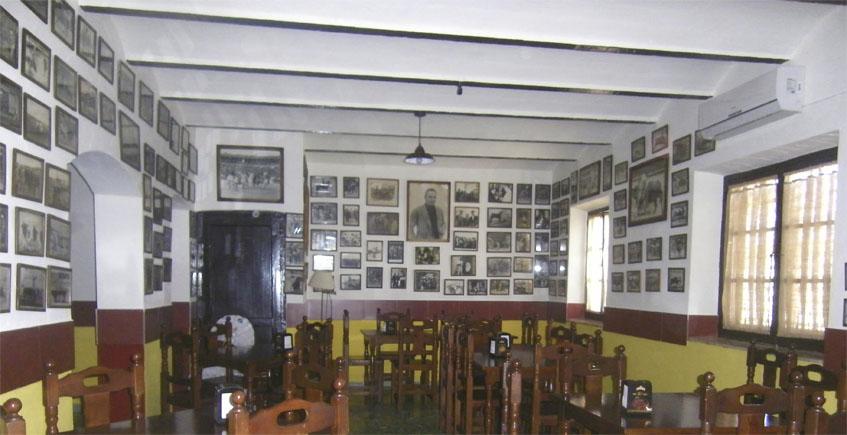 las mollejas del bar El Volapié
