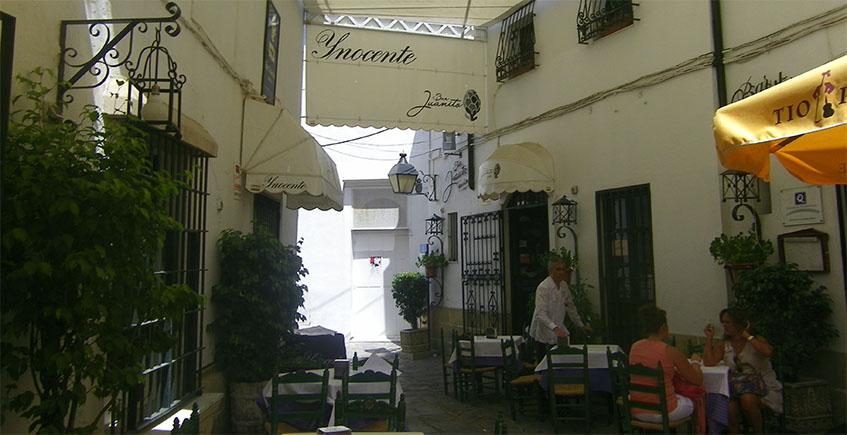 Los menús de Navidad del Bar Juanito de Jerez