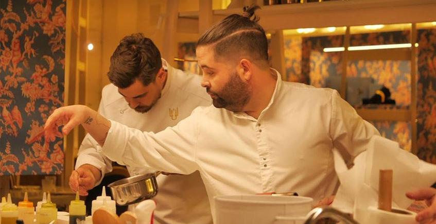 Ficha de recomendaci n el gazpacho con ostras de lu for Cocina y alma jerez