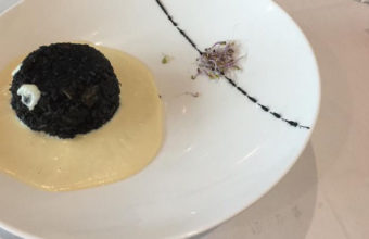El risotto de ibérico del restaurante Popeye