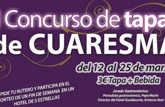 12 al 25 de marzo. Algeciras. III Concurso de tapas de Cuaresma