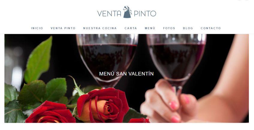 10-14 de febrero. Vejer. San Valentín en la Venta Pinto