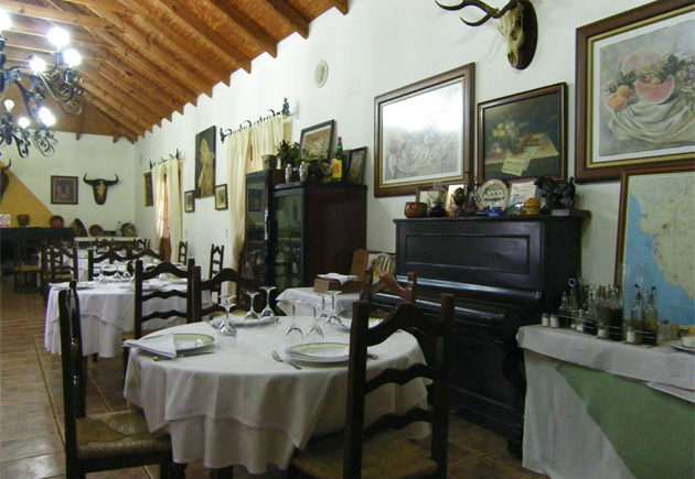 Menú del Día de Los Enamorados en Cortijo Los Monteros