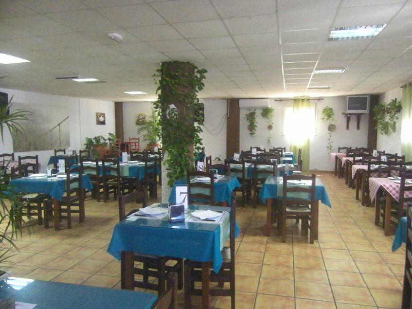 Vista del comedor que tiene capacidad para cien personas. Foto: Cosasdecome