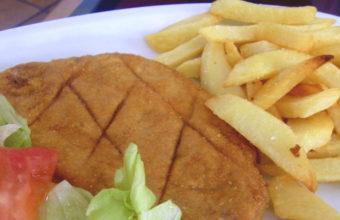 San Jacobo al estilo del restaurante La Tasca