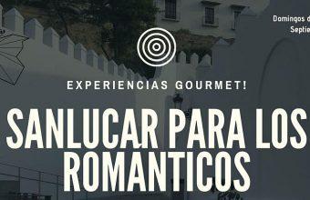 Experiencia gourmet 'Sanlúcar para románticos' de Ca'Moña los domingos de agosto y septiembre
