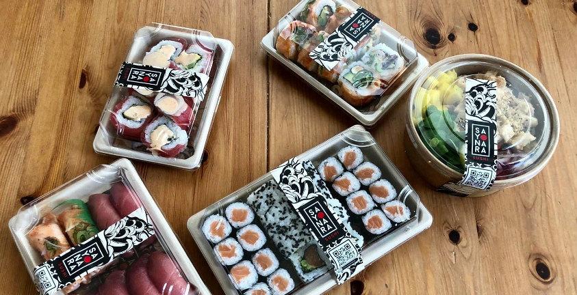 Sayonara Sushi