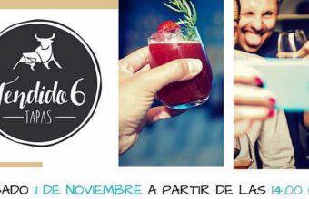 11 de noviembre. Jerez. Túnel gastronómico por la Sherry Week en Restaurante Tendido 6.