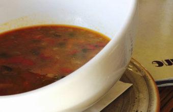 La sopa de miso y quinoa de Badulaque