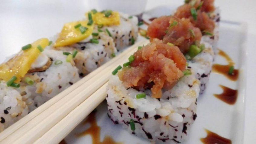 Sushi Pink Peeper