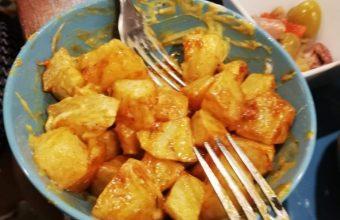 Las patatas Gladiator de El Tabankino