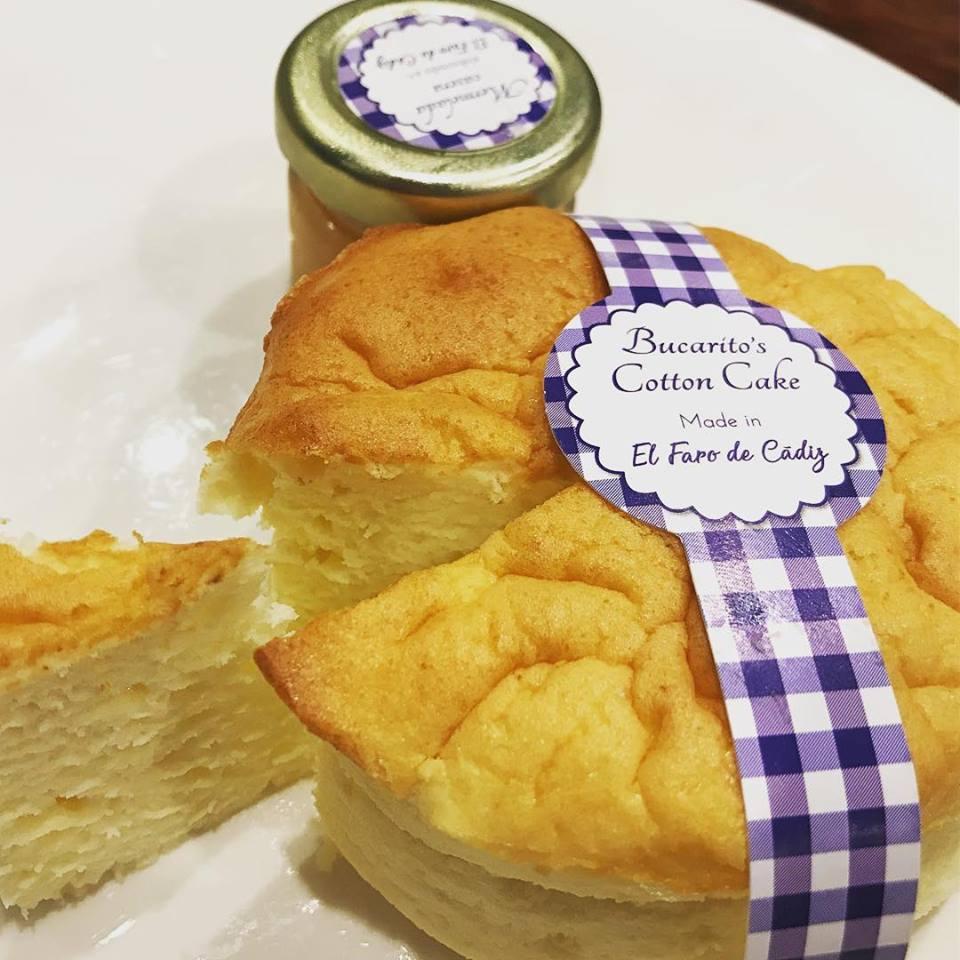 Tarta de queso El Faro