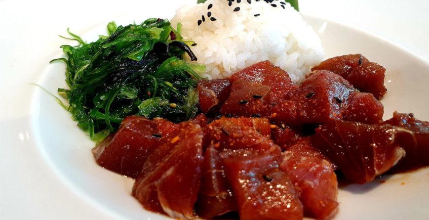 El tartar de atún rojo de Mau Mau