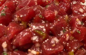 El tartar de atún rojo de Variopinto