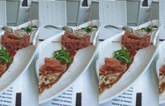 El tartar de atún de Francisco La Fontanilla