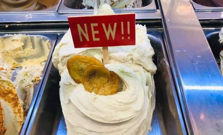 El helado de torrijas de Margarita La Fresca