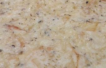 La tortilla de patatas con trufa de Cuchara de Palo