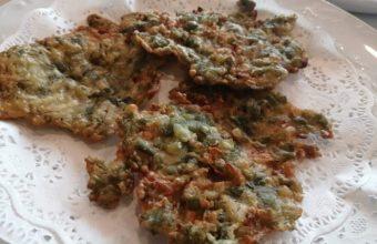 Las tortillitas de algas de Casa Bigote