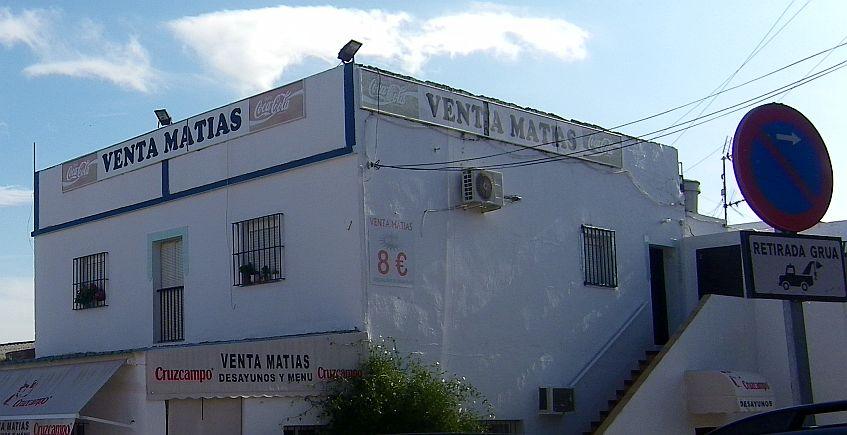 Venta Matías