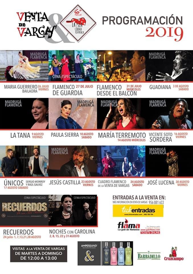Venta Vargas Flamenco