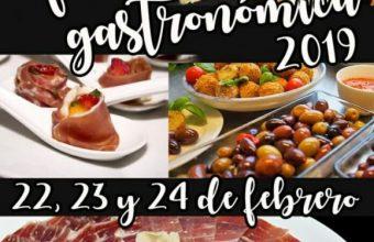 Del 22 al 24 de febrero. Villamartín. Feria Gastronómica