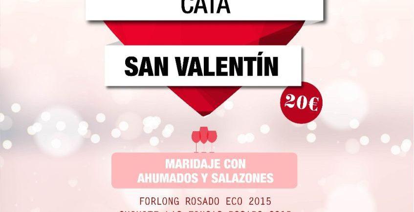 15 de febrero. El Puerto. San Valentín en Vinos y Maridaje