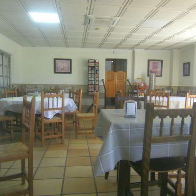 Comedor de la Venta San Isidro. Foto: Cosasdecome