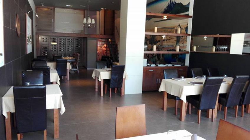 El salón comedor del establecimiento. Foto: Cedida por Kampai.