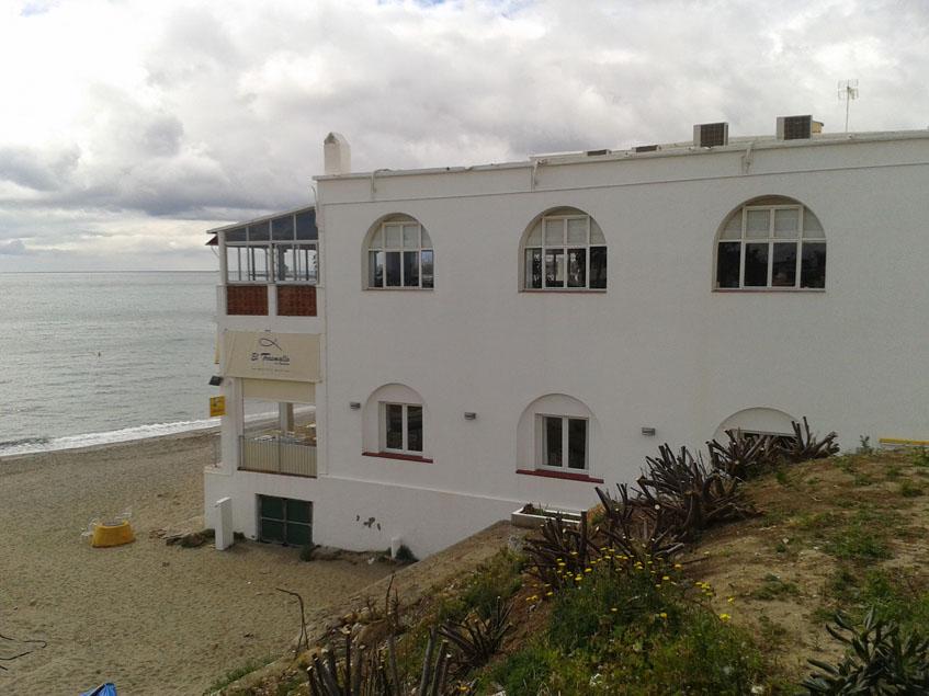 Vista exterior de El Trasmallo de Agustino. Foto: Cosasdecome.