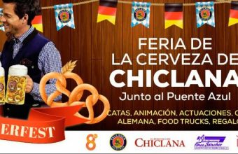 Oktoberfest en Chiclana del 25 al 29 de septiembre