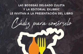 Presentación del libro Cádiz para comérselo en Sanlúcar