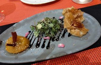 Los platos de fusión Mexico-Portugal de Xuúmil