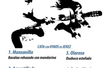 Presentación de disco con cata maridaje en Plaza Nueva de Rota