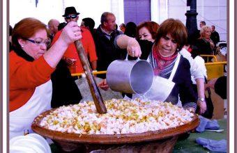 3 de marzo. Trebujena. Concurso de ajo caliente carnavalero