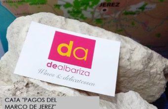 """Cata """"Los pagos del Marco de Jerez"""" en Dealbariza (suspendido)"""