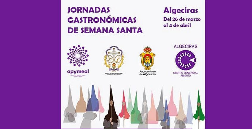 Jornadas Gastronómicas de Semana Santa en Algeciras