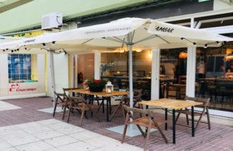 Los platos de Alma Verde Café