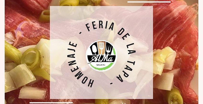 Homenaje a la Feria de la tapa en Alma de Villamartin