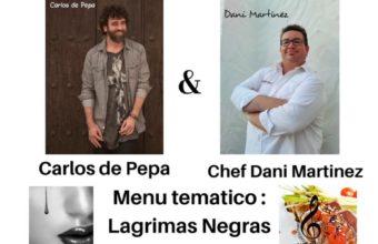 Alquimia, música en directo y gastronomía en Las 3 Piedras de Chipiona