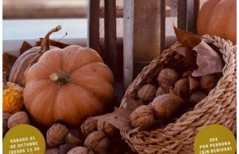 Gastronomía y moda otoñales en Alzocaire de Conil