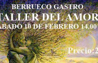 10 de febrero. Medina Sidonia. Taller del amor en Berrueco Gastro