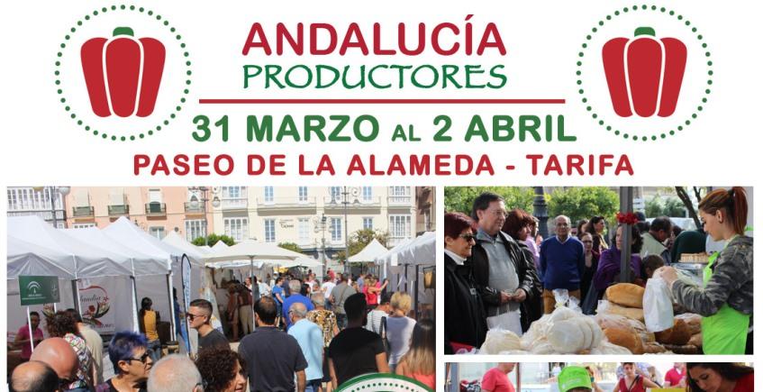 31 de marzo al 2 de abril. Tarifa. Mercado Andalucía Productores