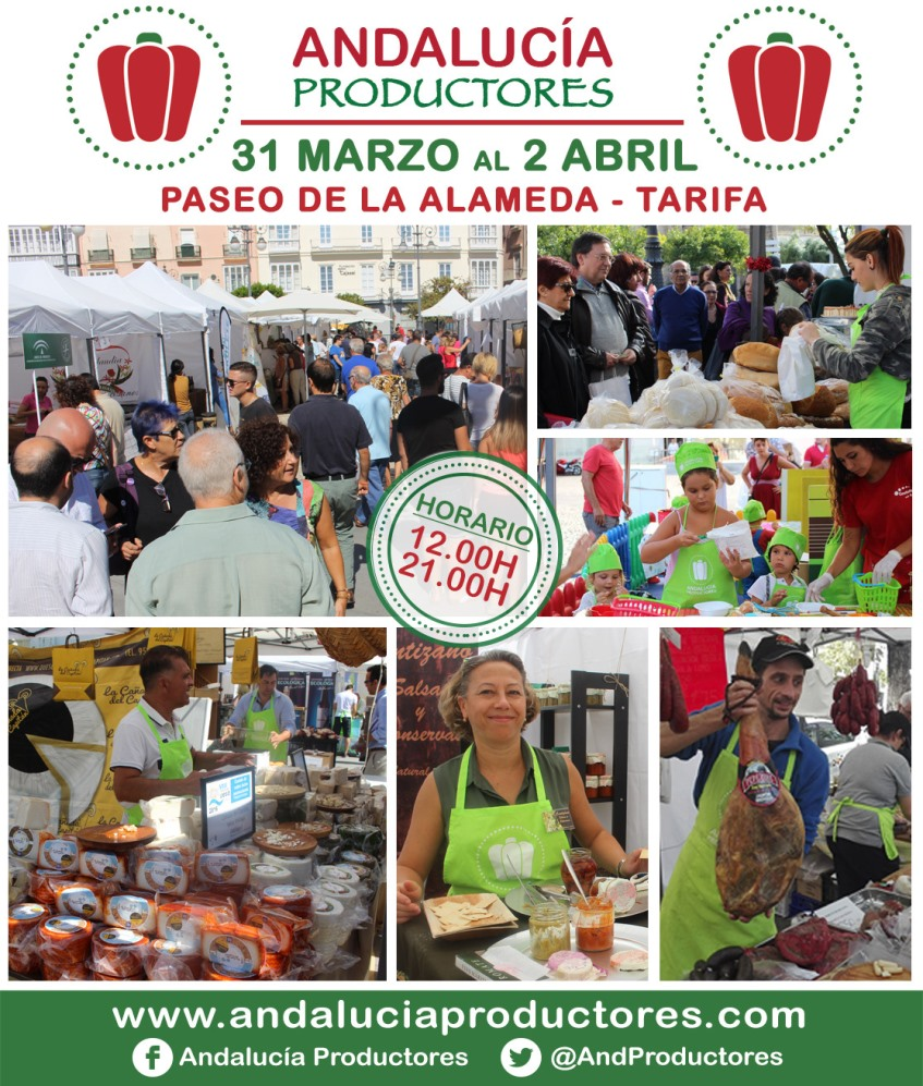 Andalucía Productores en Tarifa