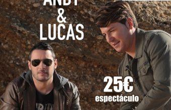 Actuación de Andy & Lucas en el Hotel Utopía